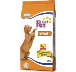 Farmina Fun Cat Meat kg 20 (alimento completo  per gatti)