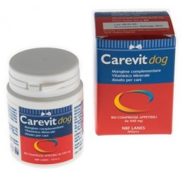 NBF CAREVIT DOG  100 compresse