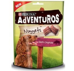 Friskies  Adventuros Nuggets al Cinghiale gr. 90