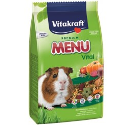 Vitakraft Menu Vital Porcellini D'India Kg 1