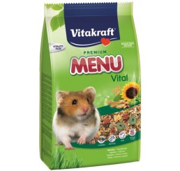 Vitakraft Menu Criceti in Busta Gr 400