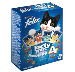 Felix Party Mix Favourite 4 buste da 40 gr - 160 gr