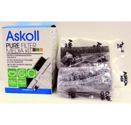 Askoll Pure Media Kit per M-L-XL (ricambio per acquari)
