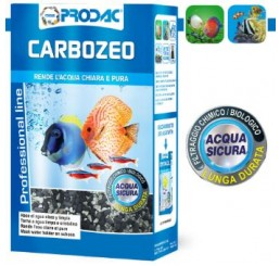 Prodac Carbo Zeo gr 700 - Materiale filtrante