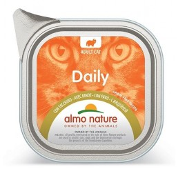 Almo Nature Daily Menu' PFC Gatto Gr 100 Mousse con Tacchino