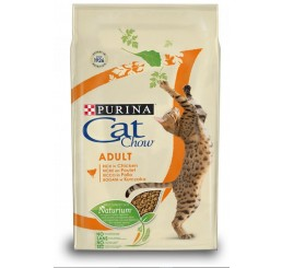 Purina Cat Chow Adult Pollo Tacchino 1.5 Kg