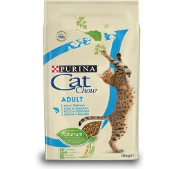 Purina Cat Chow Adult Salmone Tonno 1.5 Kg