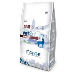 Monge Gatto Vet Solution Hepatic gr 400