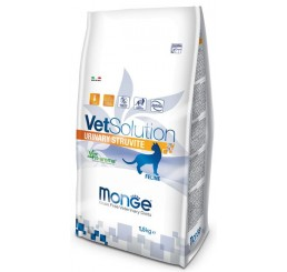 Monge Gatto VetSolution Urinary Struvite Kg 1,5