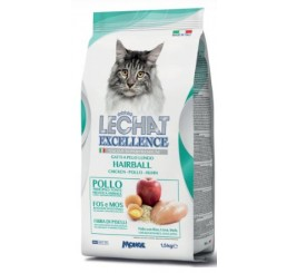 Lechat Excellence Adult gr 400 Hairball Pollo