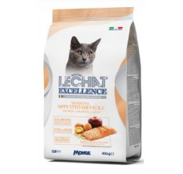 Lechat Excellence Adult gr 400 Sensitive Salmone