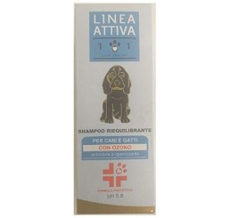 Love for Pet Shampoo Riequilibrante con Ozono 250 ml