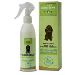Love for Pet Protezione Vegetale 4 Essenze 250 ml