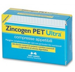 Nbf Zincogen Pet Ultra 60 Compresse