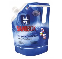 Sanibox Igienizzante profumato ml 1000 Fresh Marine