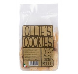 Ollie's Cookies Biscotti Cani 1 Kg Pollo