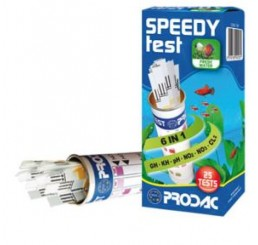 Prodac Test  Speedy 6 in 1 stick