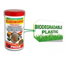 Prodac Bloodworms 100ml - 7g (chironomus)