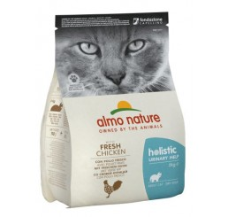 Almo Nature Holistic Functional Urinary Help Gatto 2 Kg Pollo