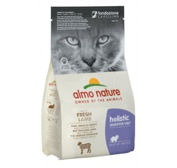 Almo Nature Holistic Functional Digestive Help Gatto 400 gr Agnello