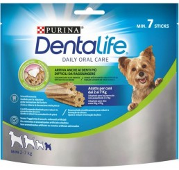 Purina Dentalife Snack per cani Mini 69 gr