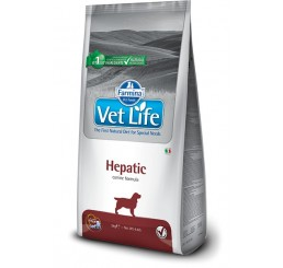 Farmina Vet Life Cane Hepatic Kg 2