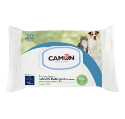 Camon Salviette All'Olio di Neem 20 pz
