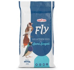 Fly Selection Seed Semi Singoli Girasole Striato Grande gr 500