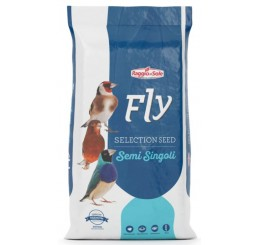 Fly Selection Seed Semi Singoli Girasole Striato Piccolo Kg 2,5
