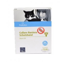 Camon Protection collare bariera per gatto Olio di Neem cm 35