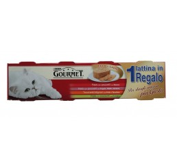 GOURMET gr. 195   multipack 4 lattine