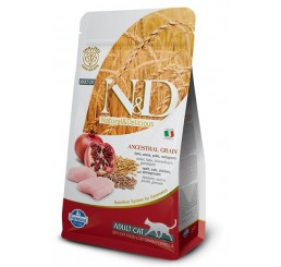 Farmina N&D Low Grain Gatto Pollo Kg. 5