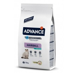 Affinity Advance Gatto Hairball Sterilized / Sterilizzato Kg 1,5