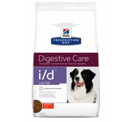 Hill's Canine I/D Low Fat kg.1.5  (per cani con problemi intestinali)