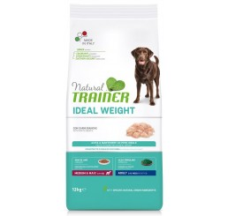 Trainer Natural Weight Care Medium Maxi Carni Bianche Kg 3
