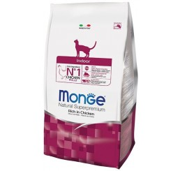 Monge Gatto Adult Indoor 400 gr