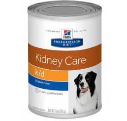 Hill's canine k/d gr.370  (alimento umido cani con patologie renali)