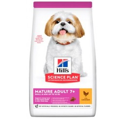 Hill's Science Plan Canine Mature Small & Mini Kg 1,5 Pollo