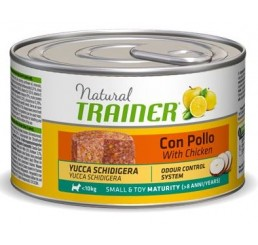 Trainer Natural Cane Small & Toy Maturity (ex senior) 150 gr