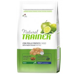 Trainer Natural Adult Maxi Pollo 12 Kg