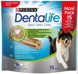 Purina Dentalife Medium 15 sticks 345 gr Maxi Pack