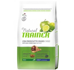 Trainer Natural Adult Maxi Prosciutto Kg 12