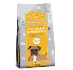 Mckerk Adult Medium Pollo & Ananas Kg 12