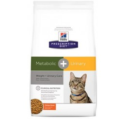 Hill's Feline Metabolic + Urinary Kg. 1.5
