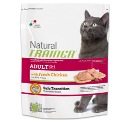 Trainer Natural Gatto Adult Con Pollo Fresco Kg 1.5