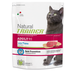 Trainer Natural Gatto Adult Con Tonno Kg 1.5