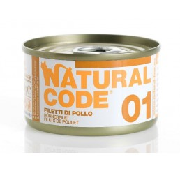 Natural Code 01 Filetti di Pollo 85 gr