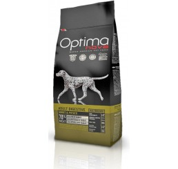 Optima Nova Cane Adulto Digestive Coniglio Patate 2 kg