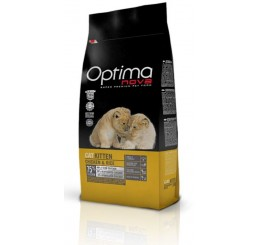 Optima Nova Gatto Kitten Pollo Riso 400 gr
