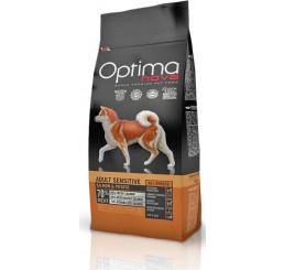Optima Nova Cane Adulto Sensitive Salmone Patate 2 kg